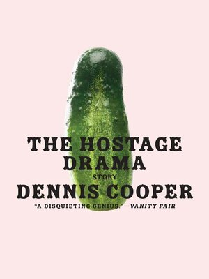 cover image of The Hostage Drama
