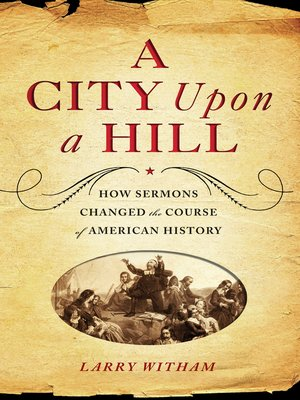 cover image of A City Upon a Hill