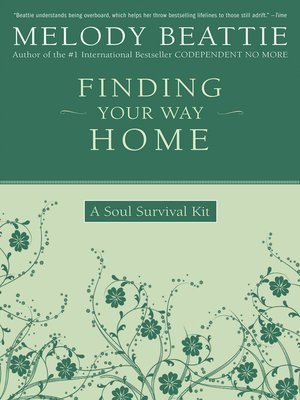 cover image of Finding Your Way Home