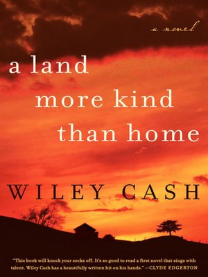 cover image of A Land More Kind Than Home