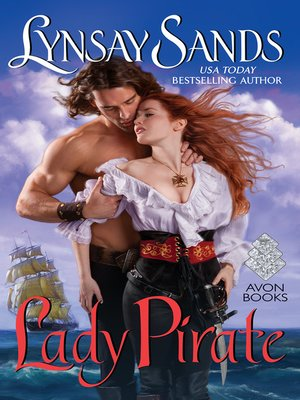 cover image of Lady Pirate