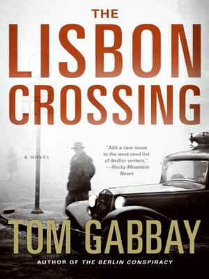 cover image of The Lisbon Crossing