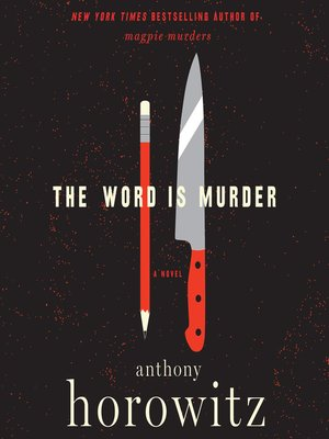 cover image of The Word is Murder