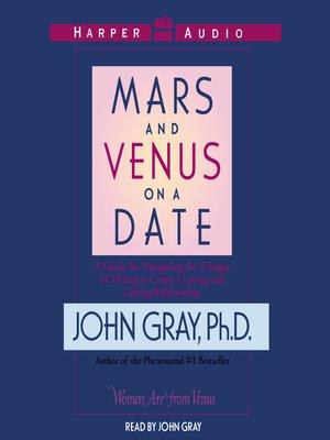 Mars and venus on a date ebook