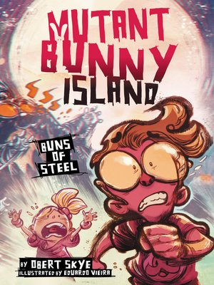 cover image of Mutant Bunny Island #3