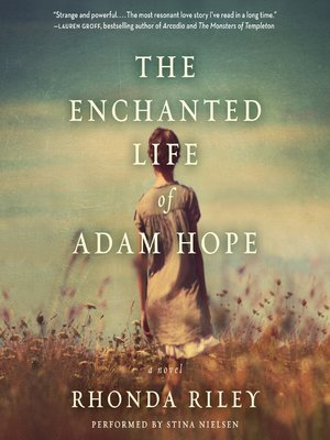cover image of The Enchanted Life of Adam Hope