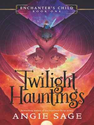 cover image of Twilight Hauntings