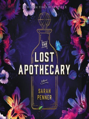 cover image of The Lost Apothecary