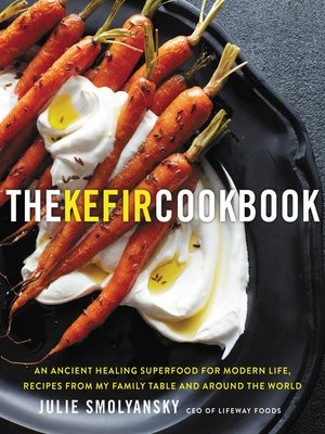 cover image of The Kefir Cookbook