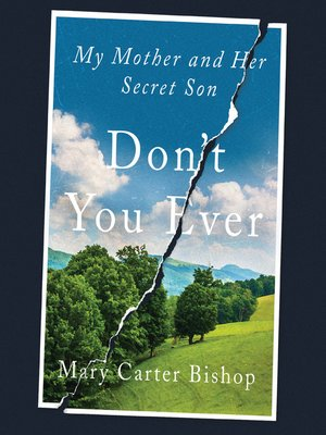 cover image of Don't You Ever