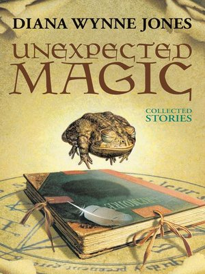 cover image of Unexpected Magic