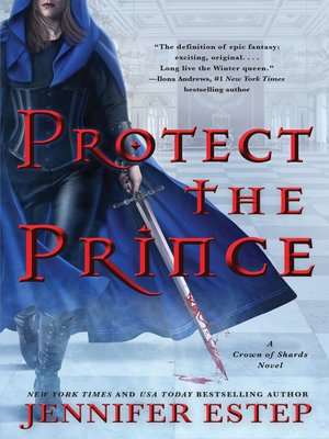cover image of Protect the Prince