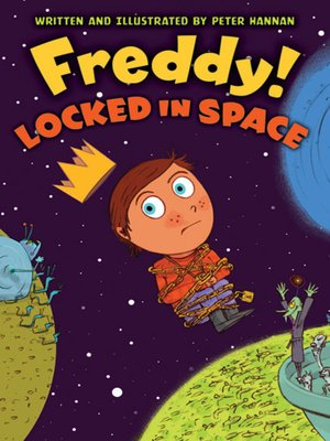cover image of Locked in Space