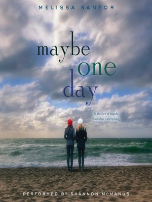 cover image of Maybe One Day