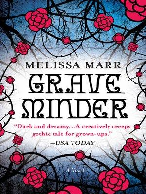 cover image of Graveminder