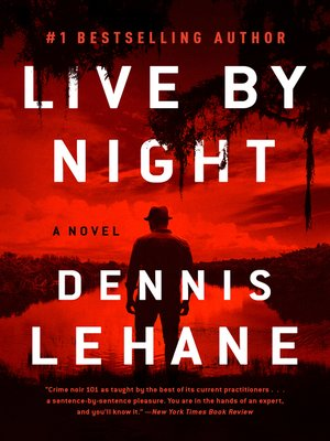 cover image of Live by Night