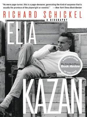 cover image of Elia Kazan