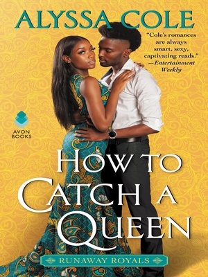 cover image of How to Catch a Queen