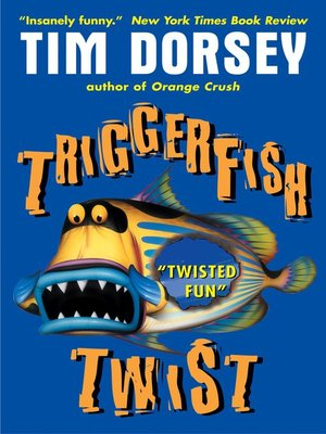 cover image of Triggerfish Twist