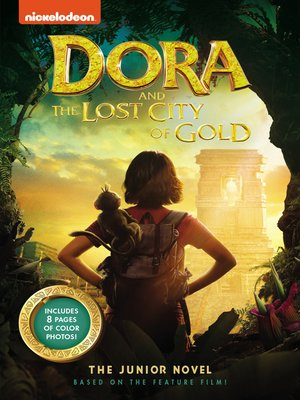 cover image of Dora and the Lost City of Gold