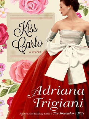 cover image of Kiss Carlo