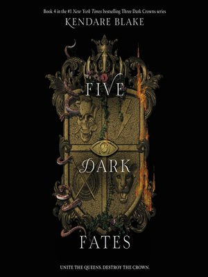 cover image of Five Dark Fates