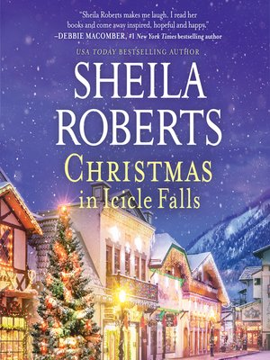 cover image of Christmas in Icicle Falls