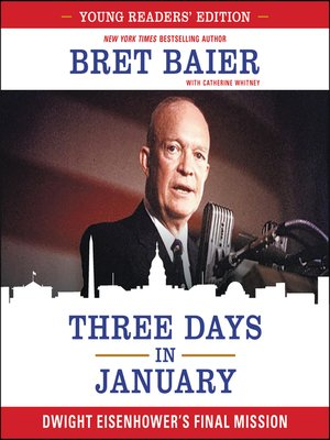 cover image of Three Days in January