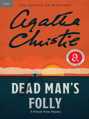 cover image of Dead Man's Folly