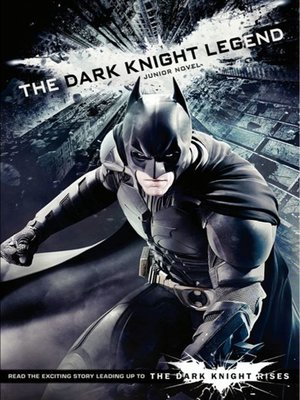 cover image of The Dark Knight Legend