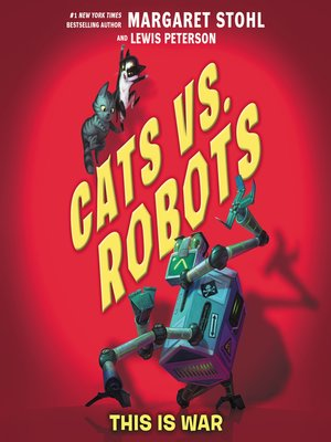 cover image of Cats vs. Robots #1
