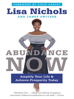 cover image of Abundance Now