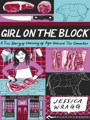 cover image of Girl on the Block