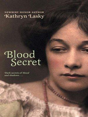 cover image of Blood Secret