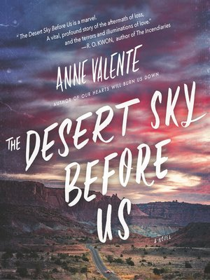 cover image of The Desert Sky Before Us