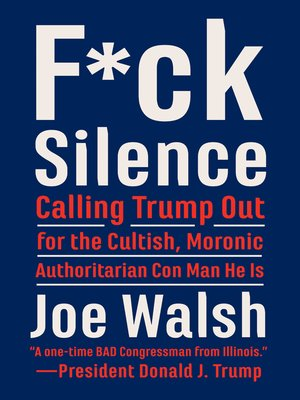 cover image of F*ck Silence