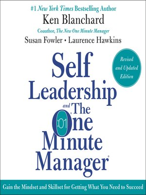 cover image of Self Leadership and the One Minute Manager Revised Edition