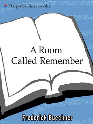 cover image of A Room Called Remember