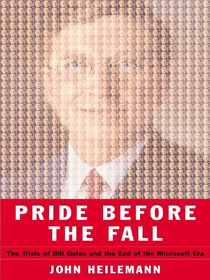 cover image of Pride Before the Fall