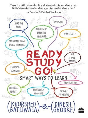 cover image of Ready, Study, Go!