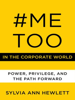 cover image of #MeToo in the Corporate World