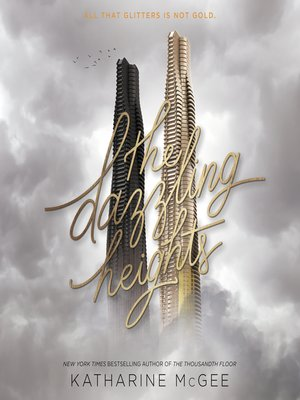 cover image of The Dazzling Heights