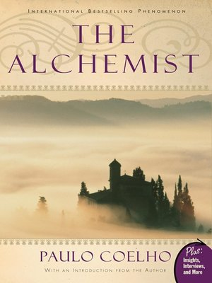 cover image of The Alchemist
