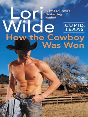 cover image of How the Cowboy Was Won