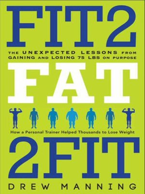 cover image of Fit2Fat2Fit