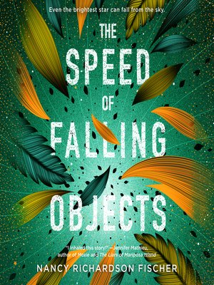 cover image of The Speed of Falling Objects