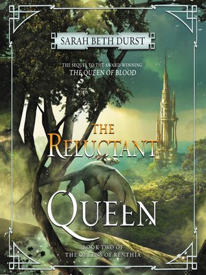 cover image of The Reluctant Queen