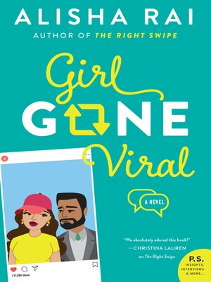 cover image of Girl Gone Viral