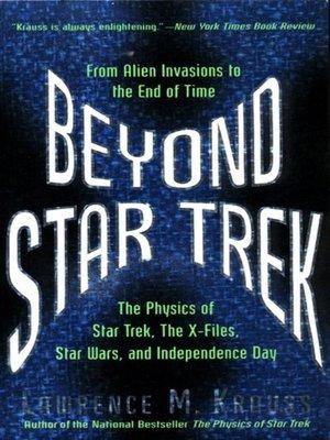 cover image of Beyond Star Trek