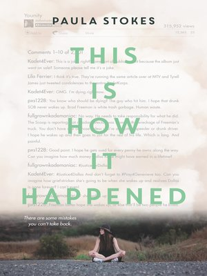 cover image of This Is How It Happened